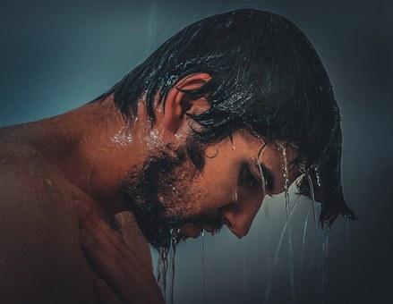 odżywka do włosów męskich