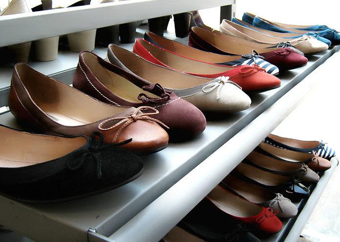 Baleriny – buty do zadań specjalnych