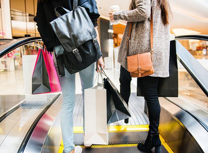 Pokolenie X i Y w nowoczesnych centrach handlowych