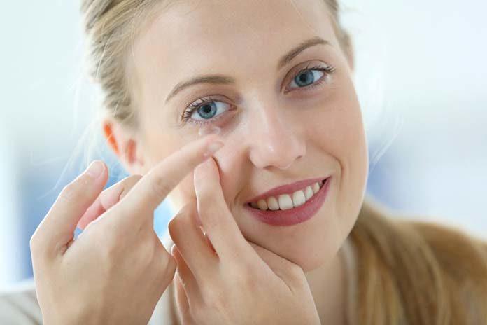 Soczewki kontaktowe i wady wzroku