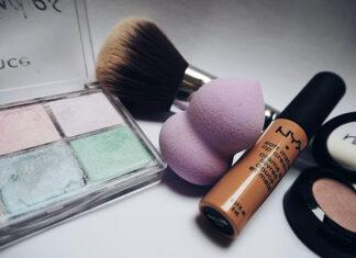 Pędzle do makijażu i beauty blender