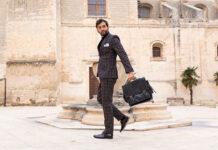 skórzane torby dla mężczyzn